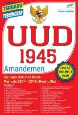 UUD 1945 AMANDEMEN Dengan kabinet kerja periode 2014-2019