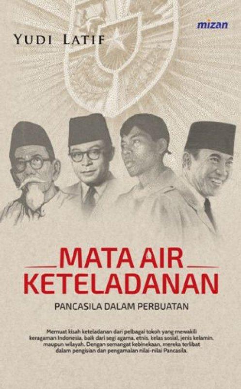 Cover Buku Mata Air Keteladanan (Cover Baru)