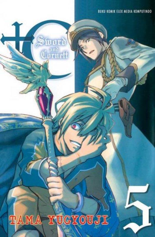 Cover Buku +C: Sword and Cornett 5