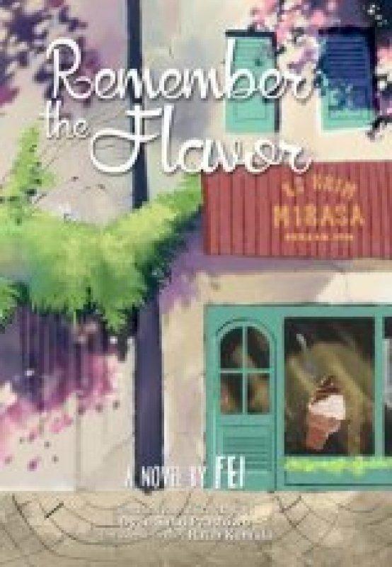 Cover Buku Remember the Flavor (bk)