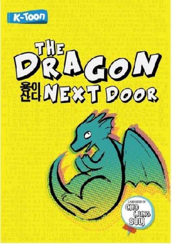 Cover Buku The Dragon Next Door (bk)