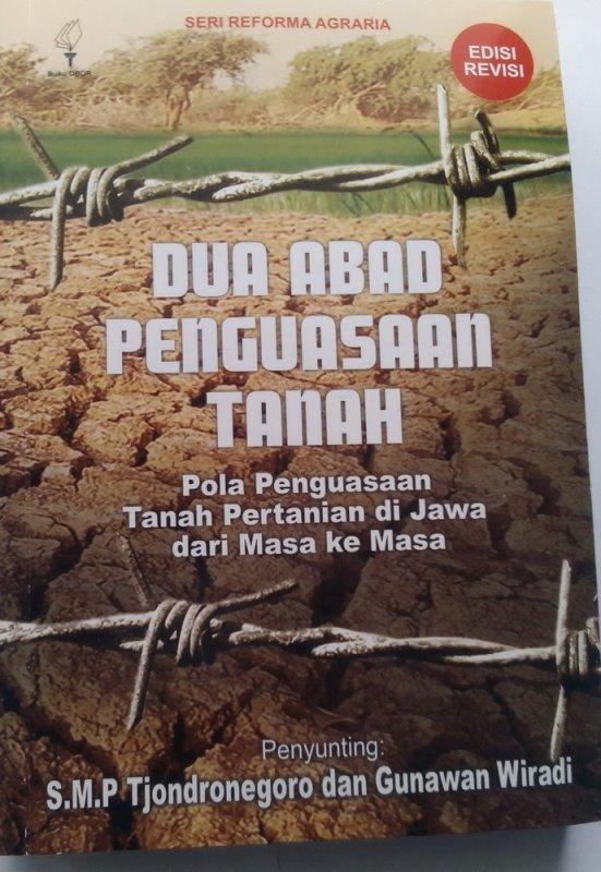 Cover Buku Dua Abad Penguasaan Tanah (Edisi Revisi) (Disc 50%)