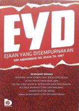 EYD (Ejaan Yang Disempurnakan) KEP. MENDIKBUD NO. 0543A TH.1987  (Disc 50%)