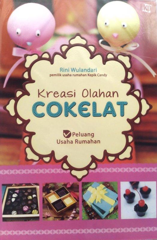 Cover Buku Kreasi Olahan Cokelat (Disc 50%)