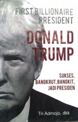 First Billionaire President Donald Trump (BK) (Disc 50%)