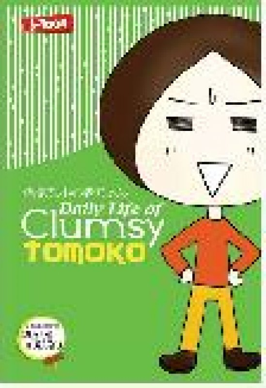 Cover Buku Daily Life of Clumsy Tomoko