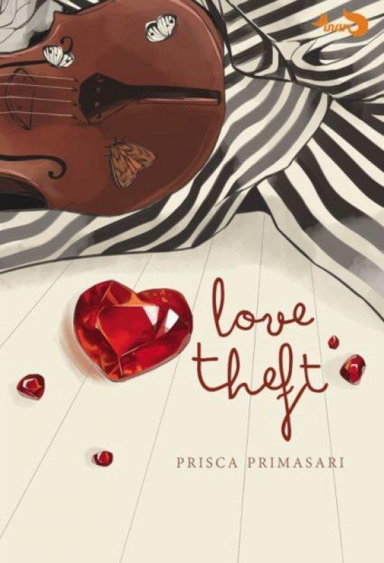 Cover Buku Love Theft