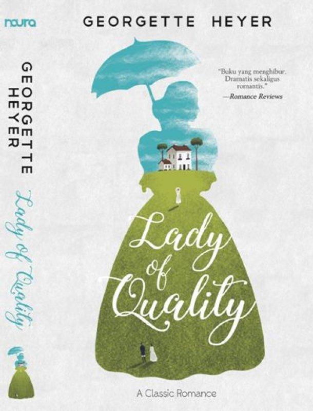 Cover Buku Lady of Quality