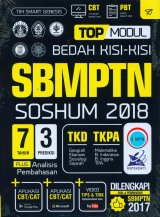 TOP MODUL BEDAH KISI-KISI SBMPTN SOSHUM 2018