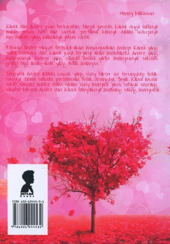 Cover Belakang Buku Kepingan Cinta
