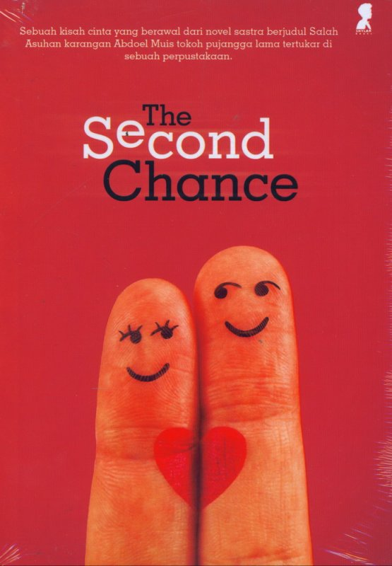 Cover Buku The Second Chance