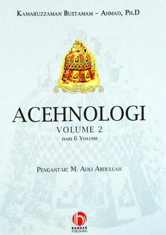 Cover Buku Acehnologi Vol 2 Dari 6 Volume