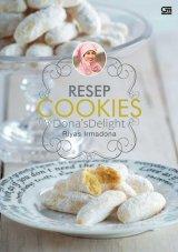Resep Cookies Dona s Delight