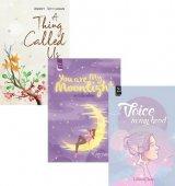 Paket Spesial Offer 3 Judul buku (Called Us+Voice+Moonlight)