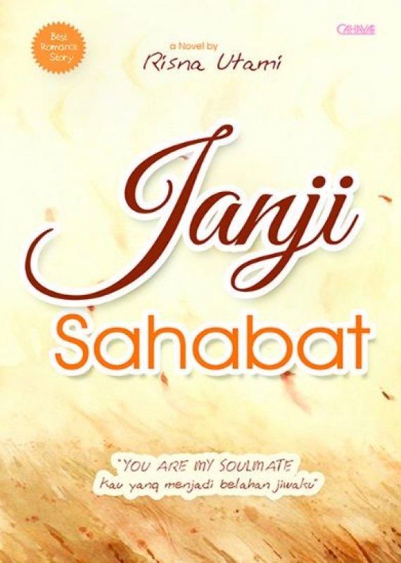 Cover Buku Janji Sahabat