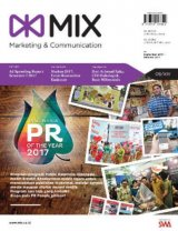 Majalah MIX Marketing Communications Edisi September - Oktober 2017
