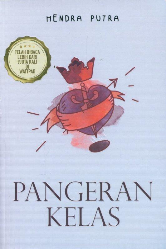 Cover Buku Pangeran Kelas