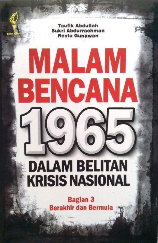 Cover Buku Malam Bencana 1965 Bagian 3