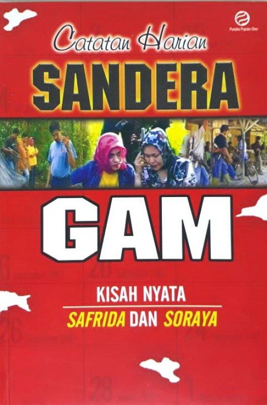 Cover Buku Catatan Harian Sandera GAM (Disc 50%)