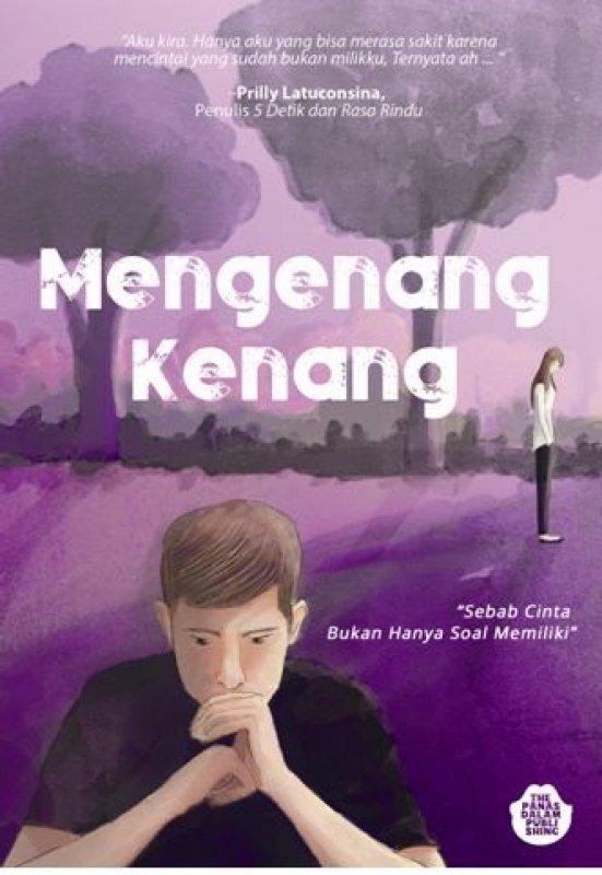 Cover Buku Mengenang Kenang
