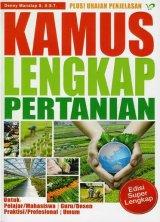 Kamus Lengkap Pertanian