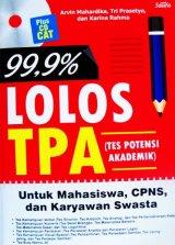 99,9% LOLOS TPA UNTUK MAHASISWA, CPNS, DAN KARYAWAN SWASTA + CD