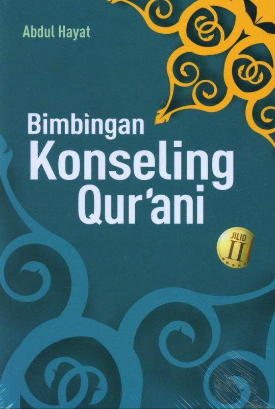 Cover Buku Bimbingan Konseling Qurani Jilid 2