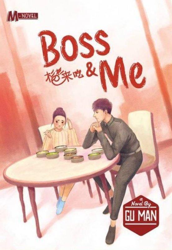 Cover Buku Boss & Me