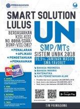 Primagama Smart Solution Lulus UN SMP/MTS 2018