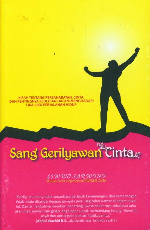 Cover Buku Sang Gerilyawan cinta