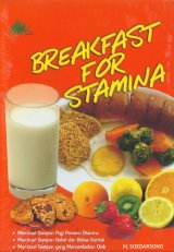 Breakfast For Stamina