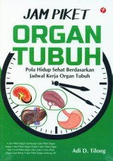 Jam Piket Organ Tubuh (Pola Hidup Sehat Berdasarkan Jadwal Kerja Organ Tubuh)