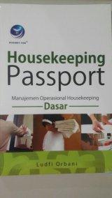 Housekeeping Passport, Manajemen Operasional Housekeeping Dasar