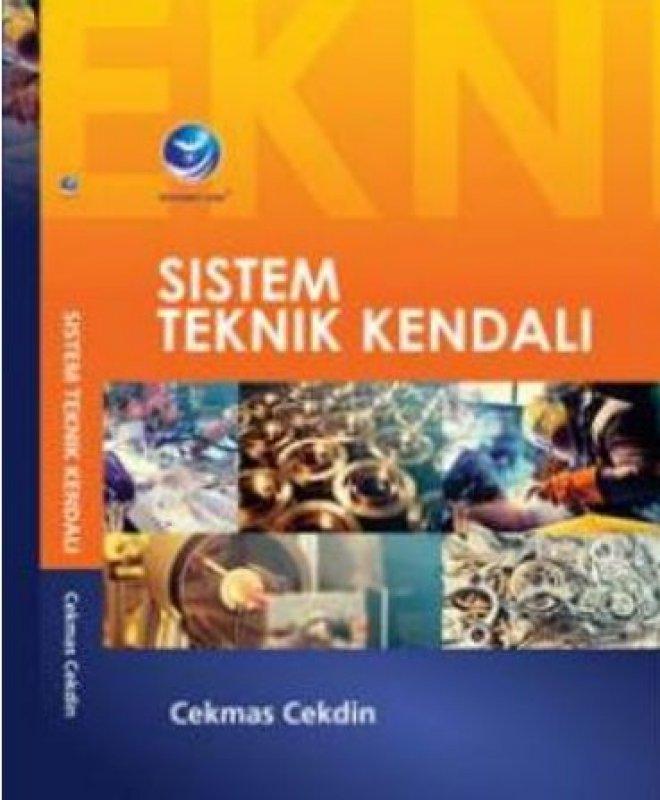 Cover Buku Sistem Teknik Kendali