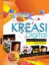 (Creative Imagination Art) Kreasi Digital Dengan Photoshop Untuk Pemula+cd