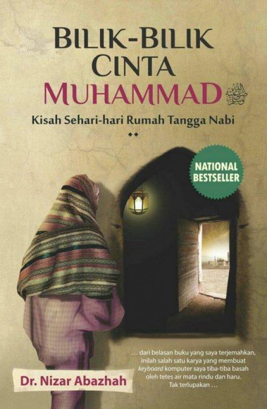 Cover Buku Bilik-Bilik Cinta Muhammad New Edition
