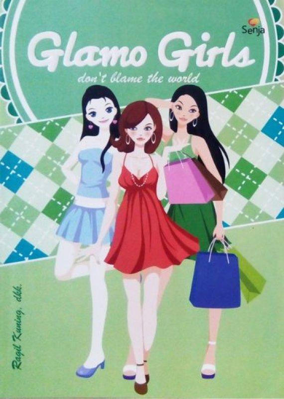 Cover Buku GLAMO GIRLS