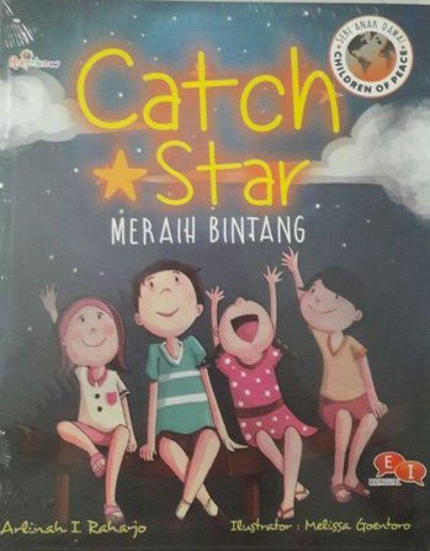 Cover Buku Catch a Star - Meraih Bintang