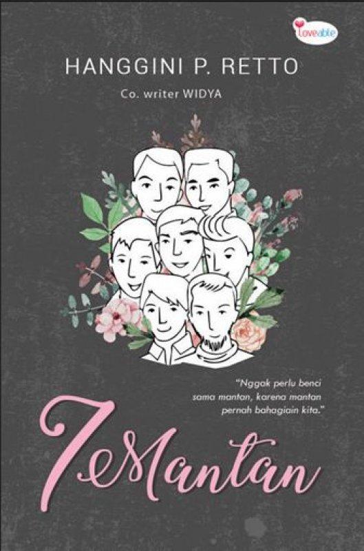 Cover Buku 7 Mantan