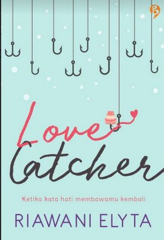 Cover Buku Love Catcher