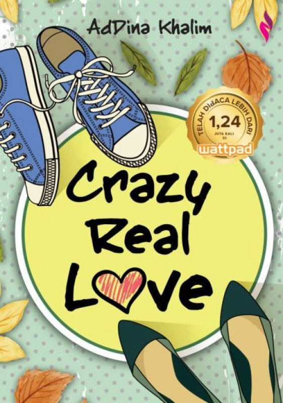 Cover Buku Crazy Real Love