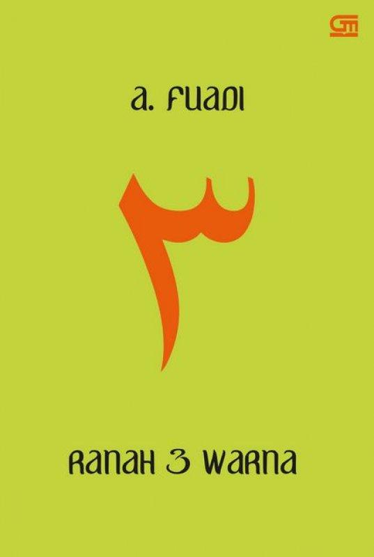 Cover Buku Ranah 3 Warna - Cover Baru