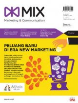 Majalah MIX Marketing Communications Edisi Oktober - November 2017