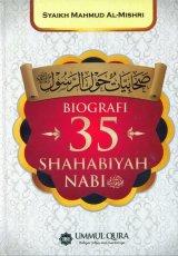 Biografi 35 Shahabiyah Nabi (cover putih) - HC