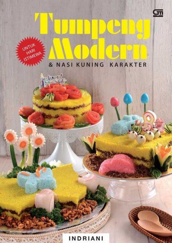 Cover Buku Tumpeng & Nasi Kuning Karakter