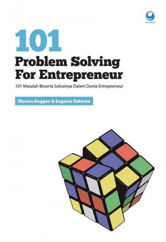 Cover Buku 101 Problem Solving for Entrepreneur