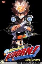 Hitman Reborn 20