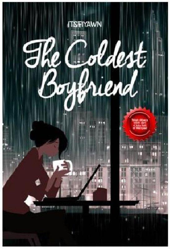 Cover Buku The Coldest Boyfriend (dist)