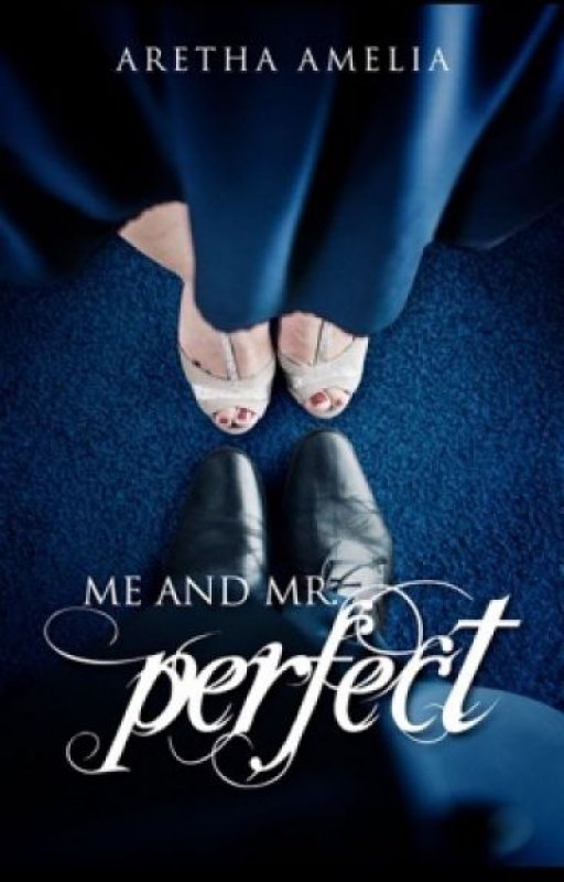 Cover Depan Buku Me And Mr. Perfect (dist)