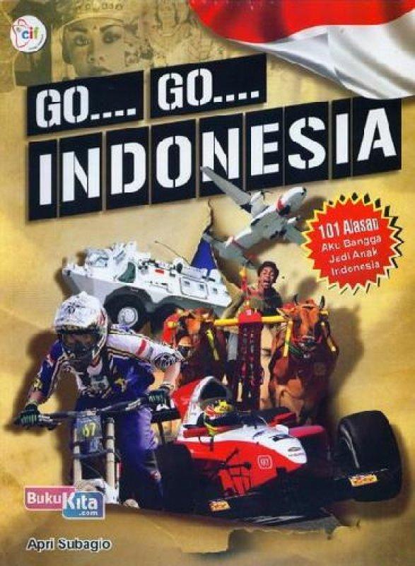 Cover Buku Go Go Indonesia